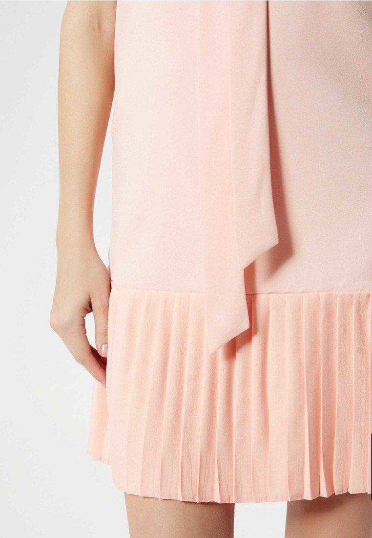 DreiMaster Strickkleid pastel pink/pink