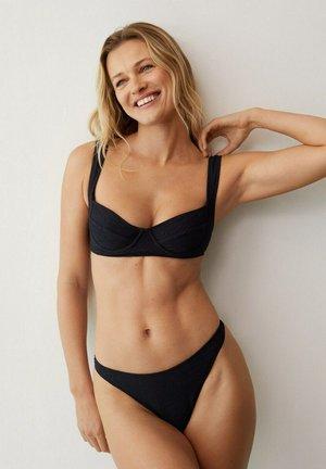 BORA - Bikiniunderdel - zwart