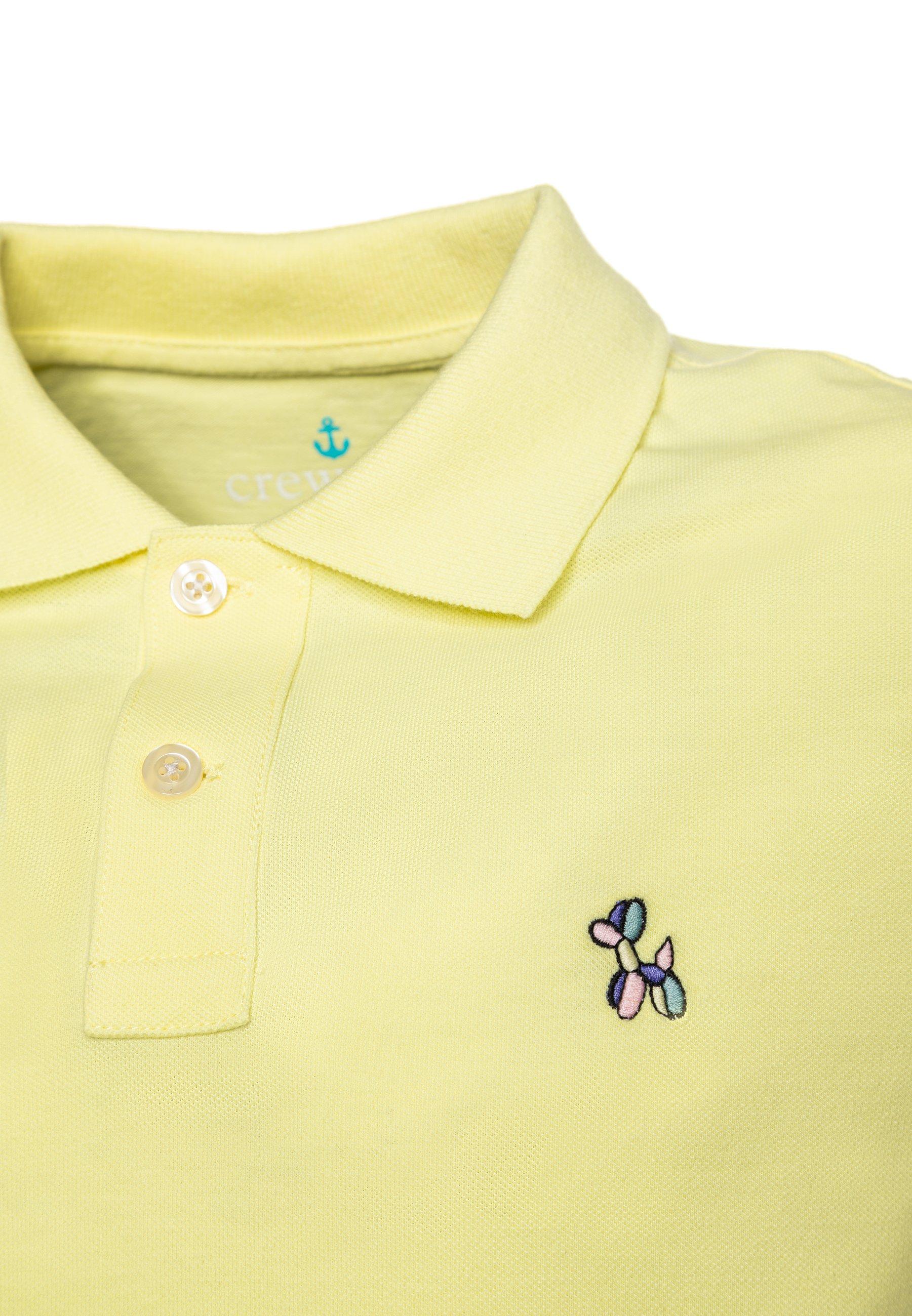 Große Förderung J.CREW CRITTER - Poloshirt - pale lemon | Damenbekleidung 2020