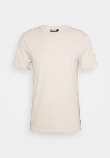 SILO - T-shirt basic - sand grey