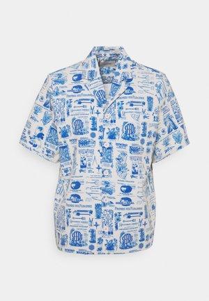 KIA PRINT SHIRT  - Shirt - blue mix