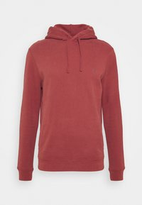 RAVEN OTH HOODY - Sweatshirt - clay red