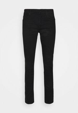 ONSLOOM LIFE - Zúžené džíny - black denim