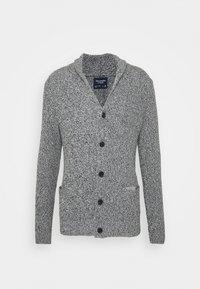 Abercrombie & Fitch - Cardigan - marl grey - 4