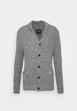 Kardigan - marl grey