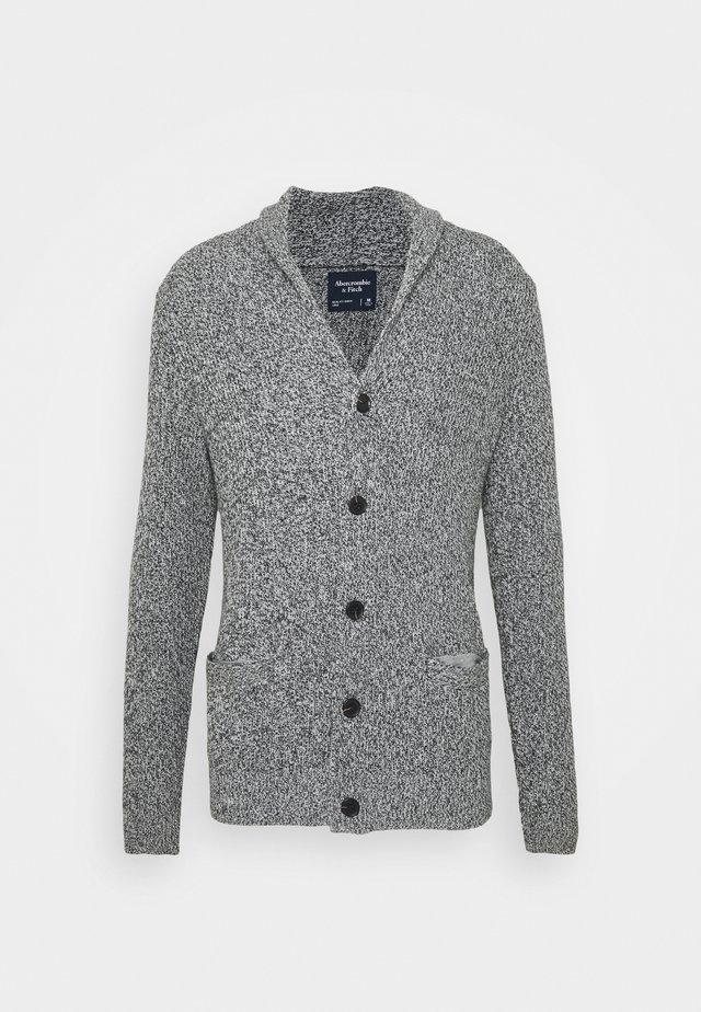 Strickjacke - marl grey