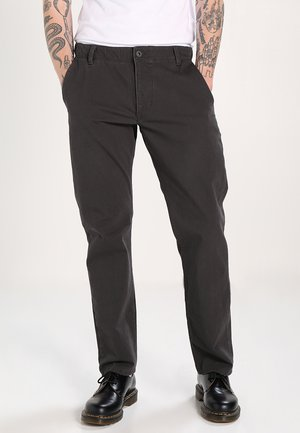 SMART FLEX ALPHA - Pantalones chinos - steelhead