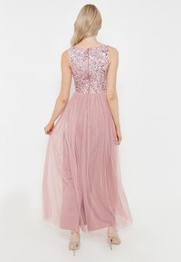 BEAUUT - KERRY EMBELLISHED  - Festklänning - pink - 3
