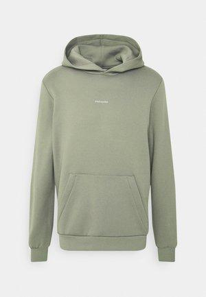FLEEK HOODIE - Sweatshirt - teal