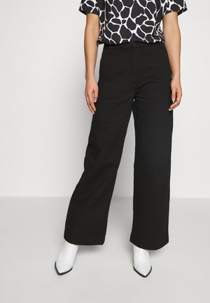 DELILAH TROUSER - Trousers - black