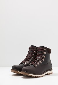"Timberland - RADFORD 6"" D-RINGS BOOT - Bottines à lacets - dark brown - 2"