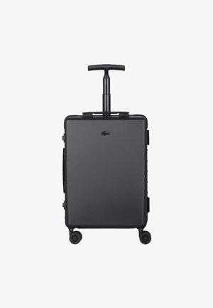 LACOSTE CHANTACO  - Wheeled suitcase - black