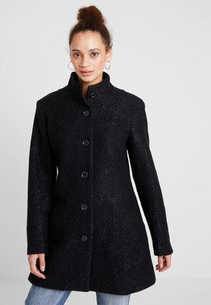 ABRIG SIMONE - Classic coat - black