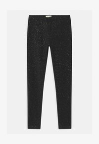 OVS - SPRAY GLITTER - Leggings - Trousers - meteorite - 0