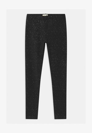 SPRAY GLITTER - Legging - meteorite