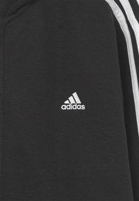 adidas Performance - UNISEX - Vetoketjullinen college - black/white - 2