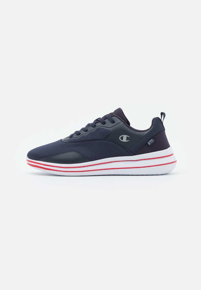 Champion - LOW CUT SHOE NYAME - Sports shoes - dark blue