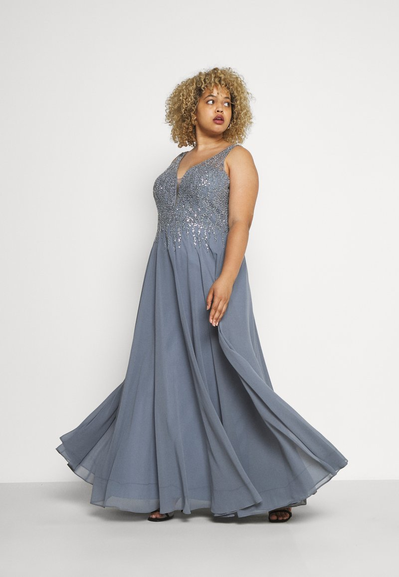 Swing Curve - Occasion wear - grey