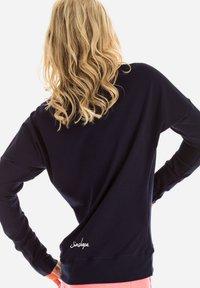 Winshape - LONGSLEEVE - Sweatshirt - night blue - 2