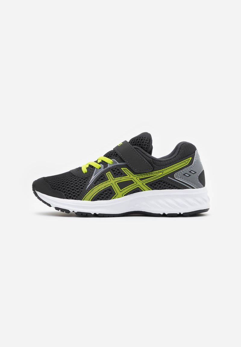 ASICS - JOLT 2 - Neutral running shoes - graphite grey/lime zest