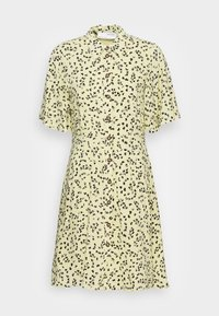 UMA SHORT DRESS - Shirt dress - young wheat