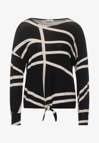Street One - Long sleeved top - schwarz - 3