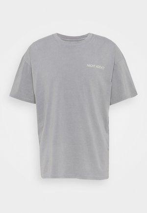SOON - T-shirts med print - grey