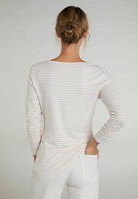 Oui - Jumper - white red - 2