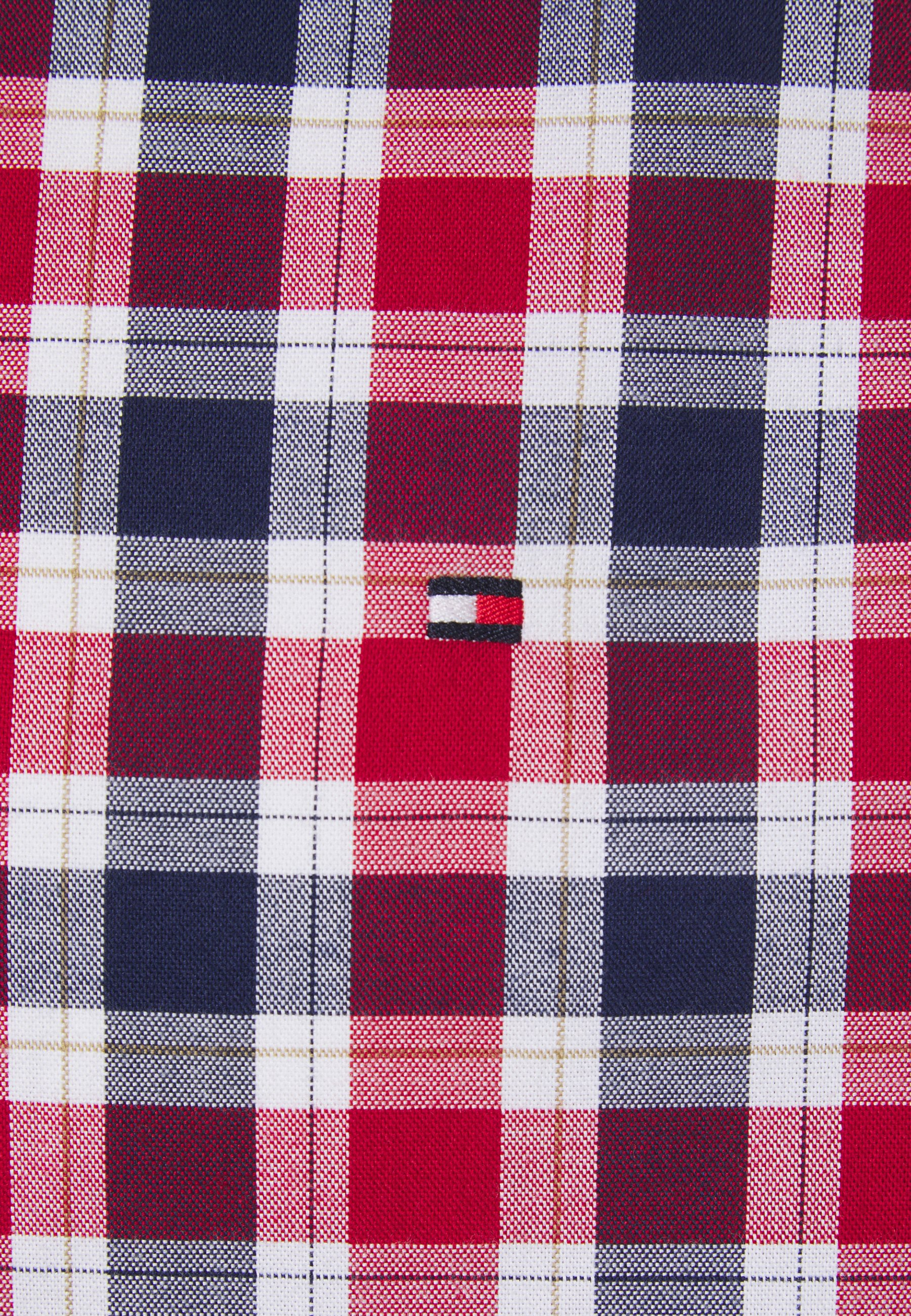 Homme TRAVEL OXFORD CHECK - Chemise