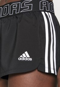 adidas Performance - PACER - Short de sport - black/white - 5