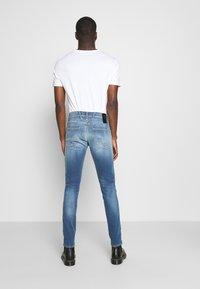 Replay - ANBASS HYPERFLEX RE-USED - Jeans slim fit - light-blue denim - 2