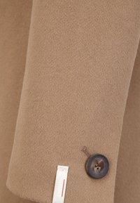 Cinque - Classic coat - camel - 2