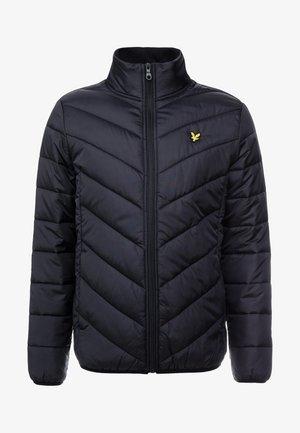 PUFFER JACKET - Light jacket - true black