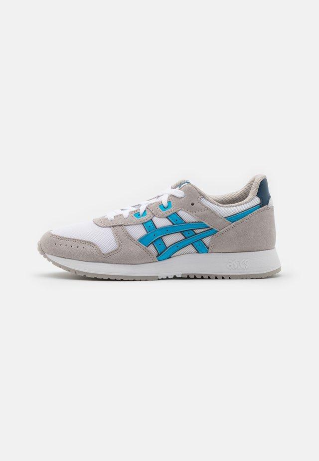 LYTE CLASSIC UNISEX - Sneakersy niskie - white/aizuri blue