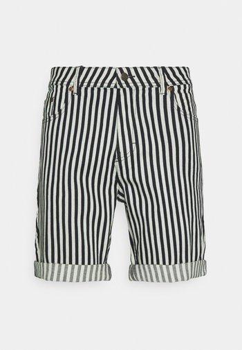 MR ORANGE STRIPE - Shorts - 167 block