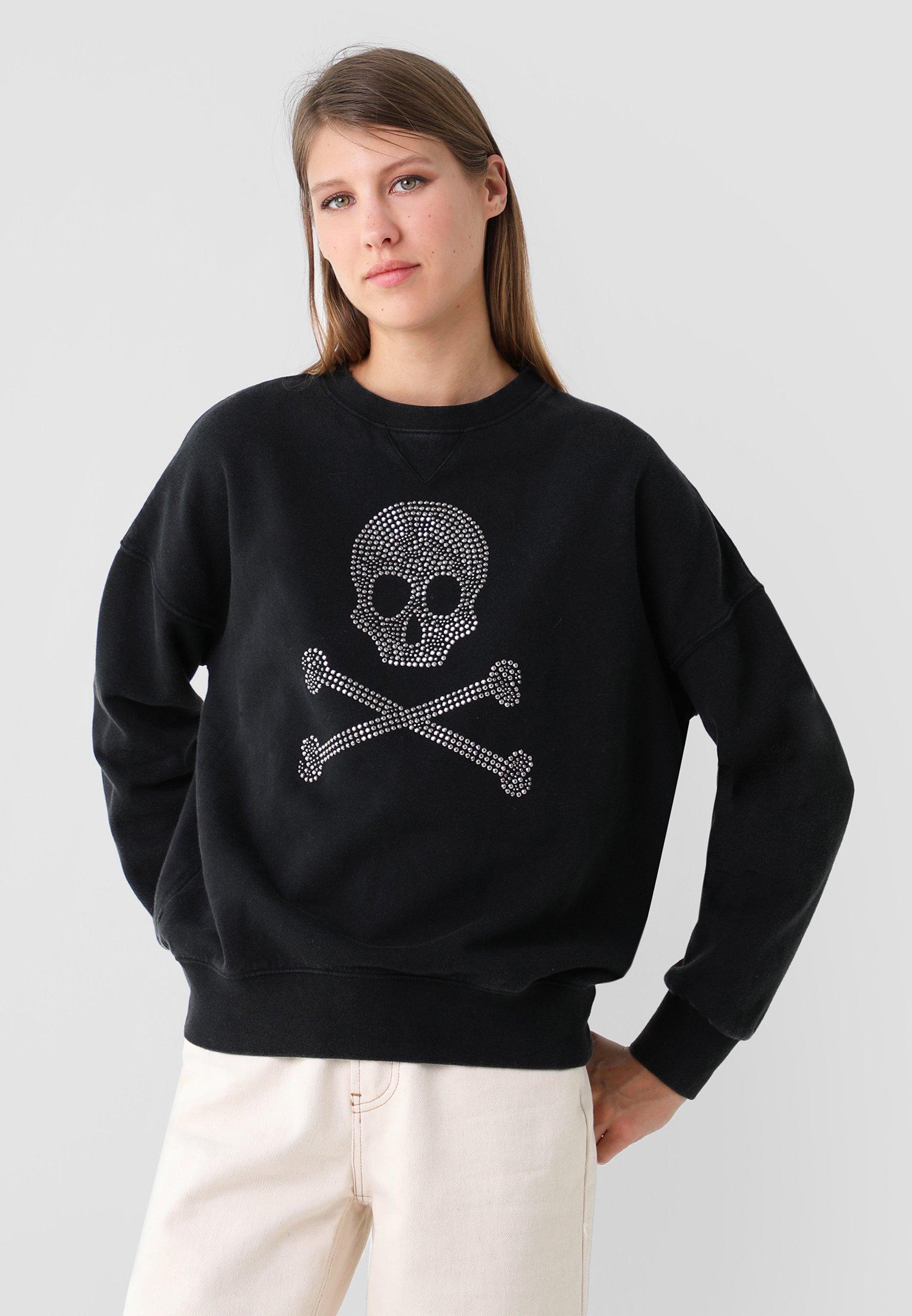 Damen BIG SKULL  - Sweatshirt