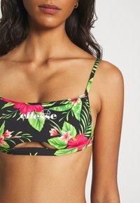 Ellesse - FREYAH SET - Bikini - black/multi-coloured - 3