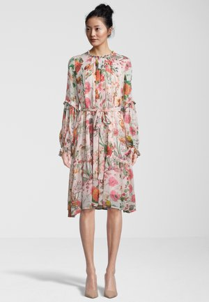 FLOWERS - Korte jurk - multicolour