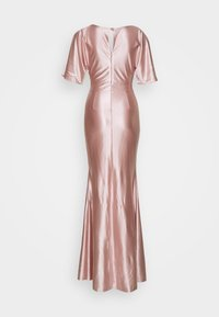 WAL G. - KELSEY  MAXI DRESS - Galajurk - champagne gold - 1