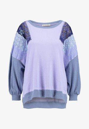 FEELIN IT TEE - Long sleeved top - lilac