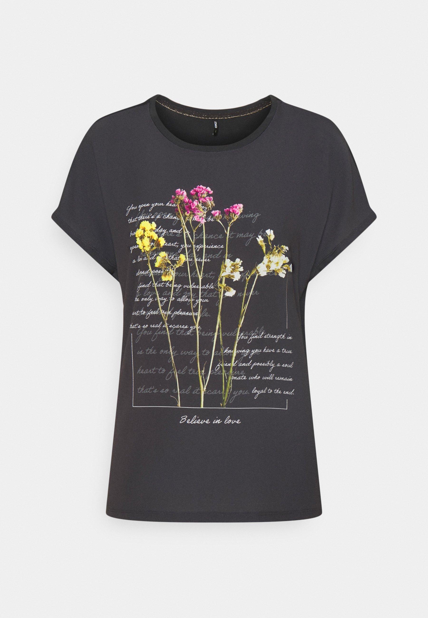 Donna ONLWENDY - T-shirt con stampa