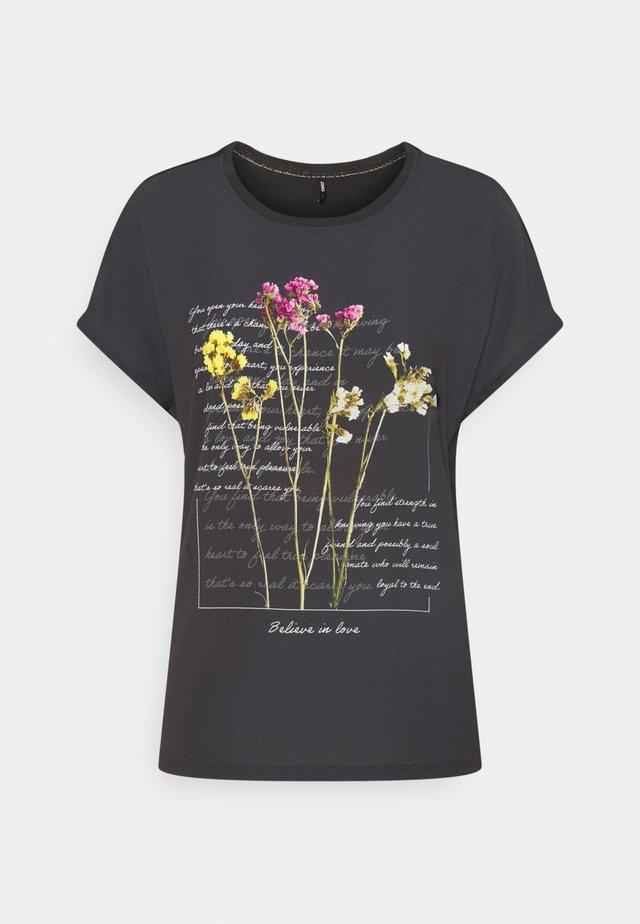 ONLWENDY - Camiseta estampada - phantom