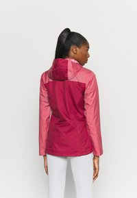 Columbia - INNER LIMITS II JACKET - Outdoor jacket - red orchid/rouge pink - 2