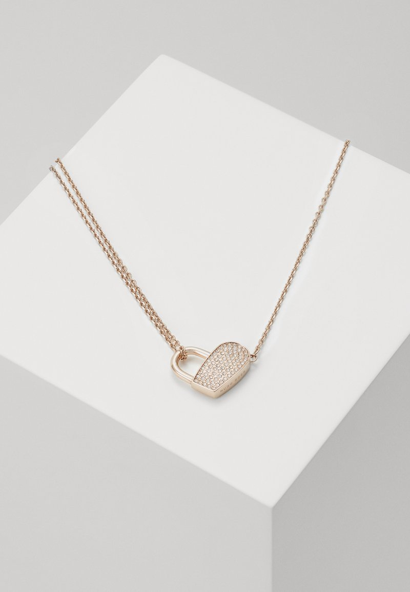 BOSS - SOULMATE - Necklace - rose gold-coloured