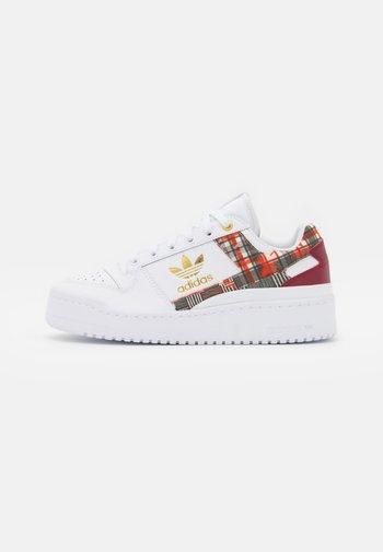 FORUM BOLD  - Sneakers basse - footwear white/matte gold