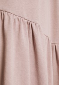 9Fashion - DEORIA - Jersey dress - dirty pink - 2