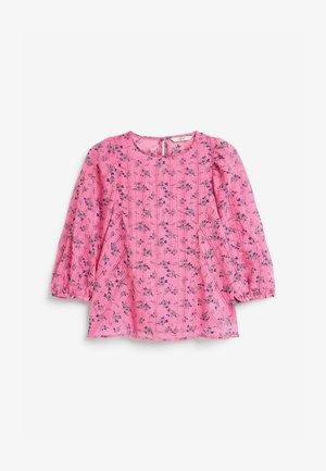 CREW NECK  - Pusero - pink