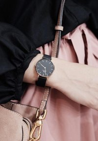 Daniel Wellington - PETITE ASHFIELD 32MM - Reloj - black - 1