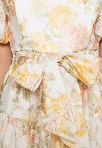 Forever New - LIA OFF SHOULDER TIERED MIDI DRESS - Maxi dress - vintage splendor - 7