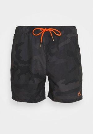 BASIC SWIM - Shorts da mare - black